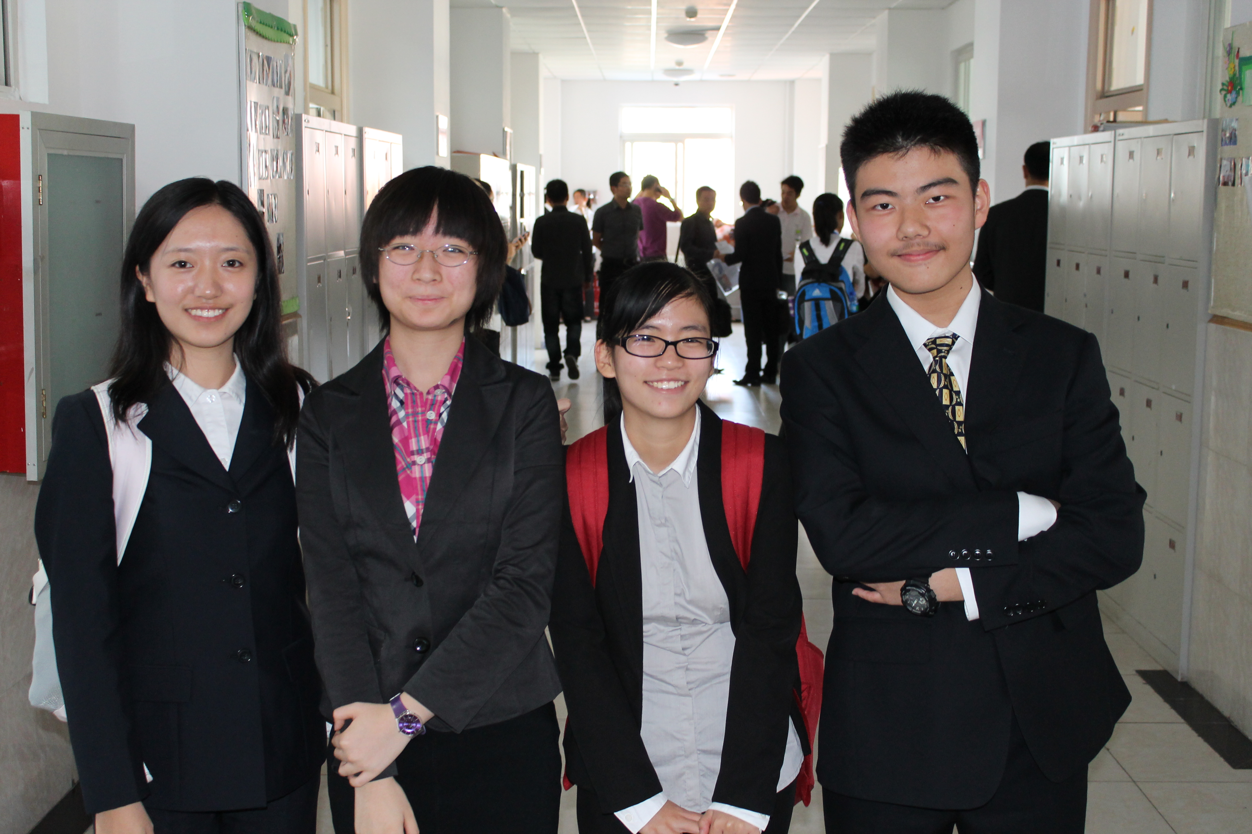 Academic Debate Competition: The International Co-Curricular
