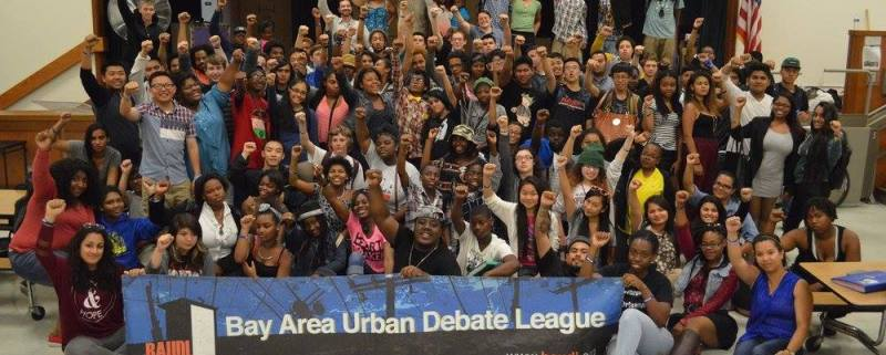 Urban debate league students tackle criminal justice reform